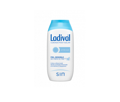 Ladival® AFTERSUN Piel Sensible o Alérgica 200ml