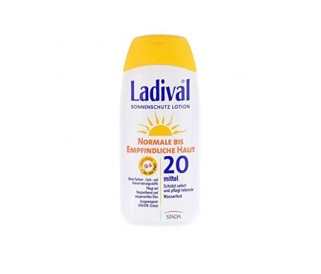 Ladival® niños pieles normales SPF20+ fotoprotector loción 200ml