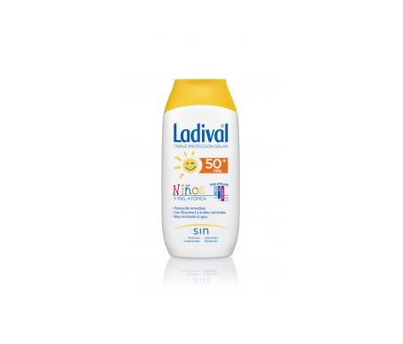 Ladival® Niños fotoprotector SPF50+ leche hidratante 200ml