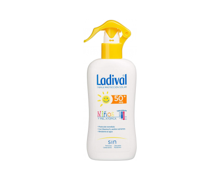 Ladival™ Enfants Photo-protecteur SPF 50+ Spray 200 ml