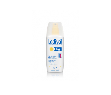 Ladival® piel sensible o alérgica SPF30+ 150ml