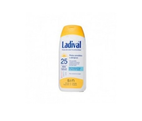 Ladival® piel sensible o alérgica SPF25+ 200ml