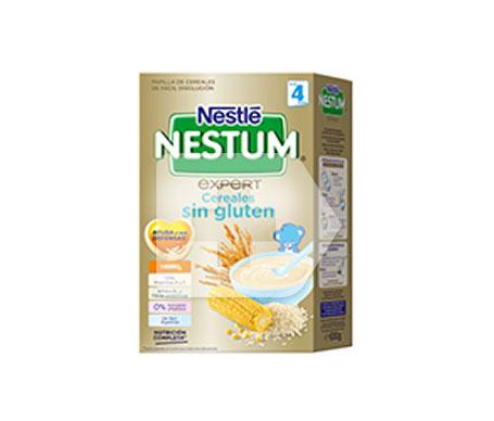Nestlé Nestum cereales sin gluten 600g