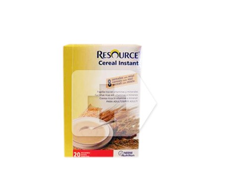 Nestlé Resource® Cereal Instant Crema de Arroz 600g