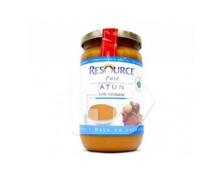 Nestlé Resource puré de atún con verduras 300g