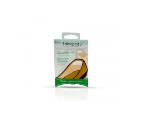 Silicone heel protector 2 uts