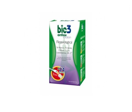 Bie3 Antiox Solution soluble 4g 24 sticks