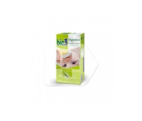 Bie3 Digestive Infantil 24 sobres