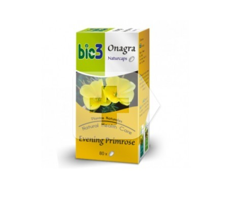 Bie3 Naturcaps Onagra 80cáps