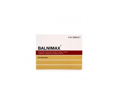 Balnimax 30comp