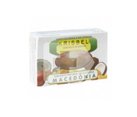 Krisbel Jabón de Macedonia pastilla 125g