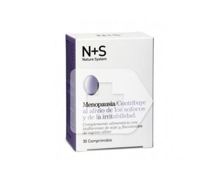 N+S Menopausia 30comp