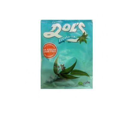 Dol's caramelos eucalipto bolsa 60g