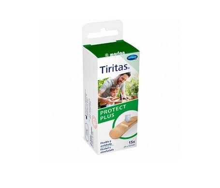 Tiritas® Sport Express apósito adhesivo 25 X 72mm 15 unidades