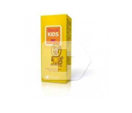 Biocol Kids FRT jarabe 150ml