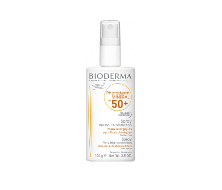 Bioderma Photoderm Mineral SPF50+ 100ml