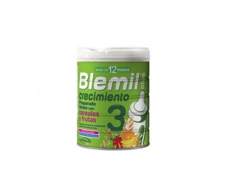 Blemil® plus 3 crecimiento cereales y fruta 800g