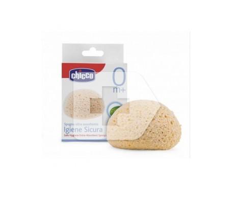 Chicco® Esponja fibra mediana
