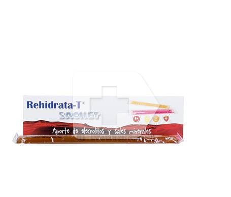 Rehidrata-T® gelatina sachet congelables varios sabores  8uds