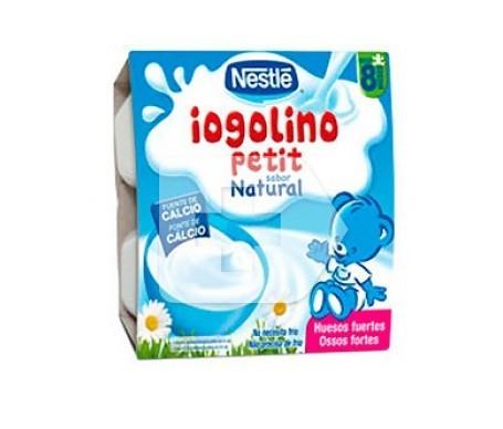 Iogolino Petit Natural 100g x 4uds