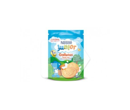 Nestlé Junior galletas 180g