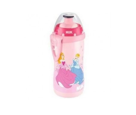 Nuk cantimplora princesas 300ml