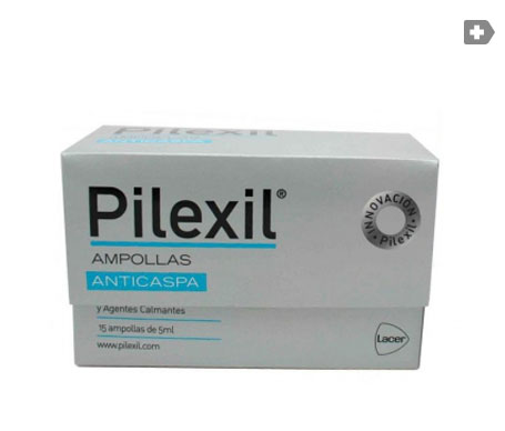 Pilexil® anticaspa 15amp