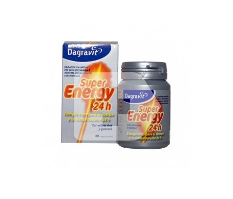 Dagravit Super Energy 24h 40comp