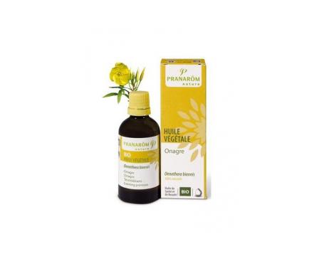 Pranarôm aceite vegetal onagra 50ml
