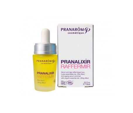 Pranarôm Pranalixir Raffermir sérum 15ml