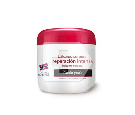 Neutrogena® bálsamo reparación intensa piel muy seca 300ml
