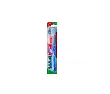 GUM® cepillo dental adulto 333 compacto suave 1ud