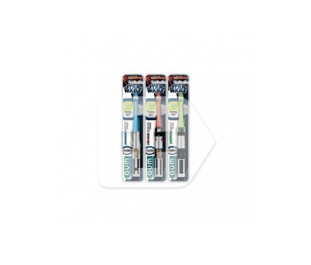 GUM® 4030 cepillo espadaláser Star Wars 1ud