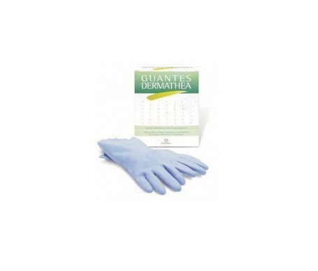 Dermathea guantes talla mediana 2uds