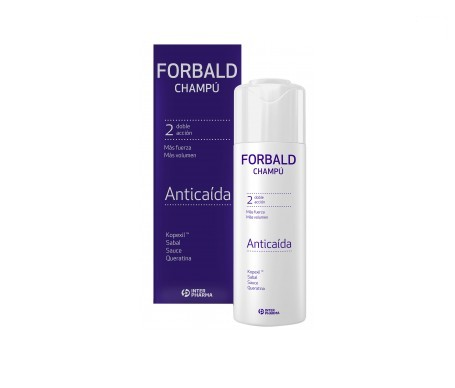Forbald Shampooing 250 ml