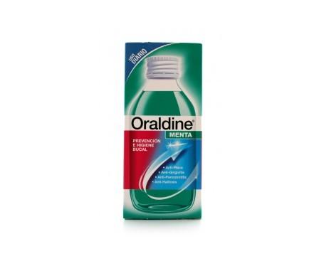 Oraldine colutorio menta 200ml