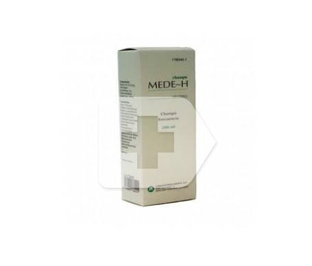Mede-H shampooing antipelliculaire 200ml