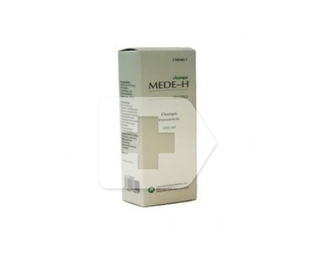 Mede-H Shampoo frequenza 200ml