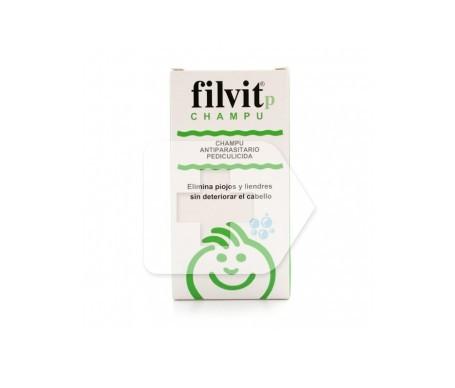Filvit-p champú antiparasitario 100ml