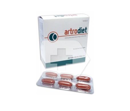 Artrodiet 60cáps masticables