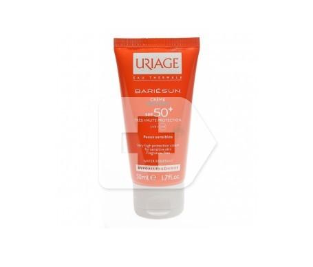 Uriage Bariesun SPF50+ crema extrema sin perfume 50ml