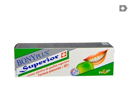 Bonyplus crema superadhesiva prótesis dental 40g