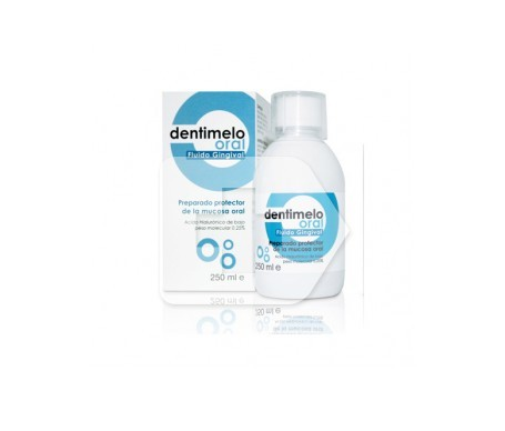 Dentimelo Oral fluido gingival 250ml