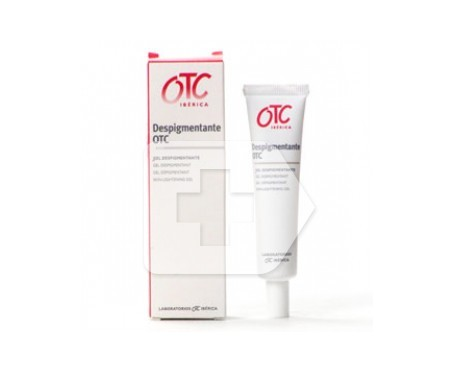 Depigmentatore Otc 15ml gel