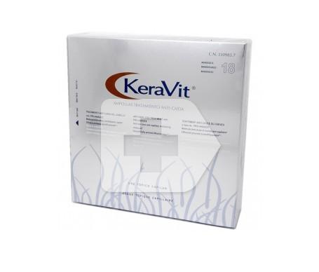 Keravit™ trattamento anticaduta 18 fiale