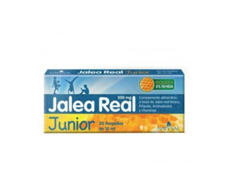 Revital Junior Jalea Real 20amp bebibles
