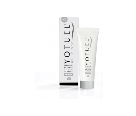 Yotuel All In One Snow Mint dentífrico 75ml