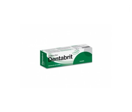 Dentabrit pasta dental flúor 125ml