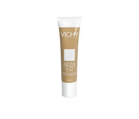 Vichy Aera Teint Puré maquillaje fluido tono doré honey 30ml