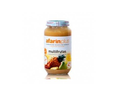 Afarin plus multifrutas 250g